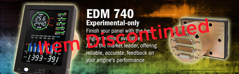 EDM 740 Experimental Only (Discontinued)