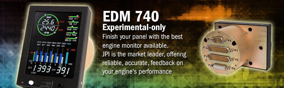 EDM 740 Experimental Only