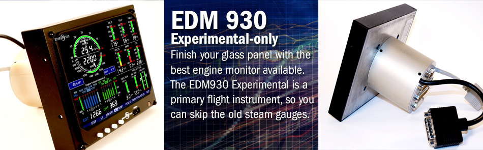EDM 930 Experimental