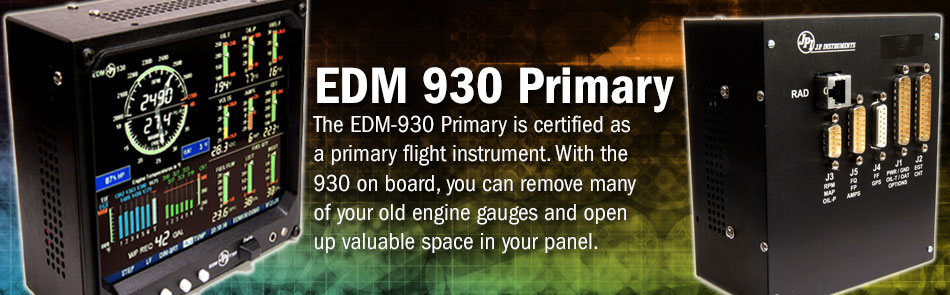 EDM 930 Primary