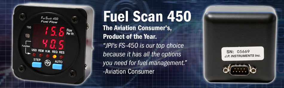 Fuel Scan 450