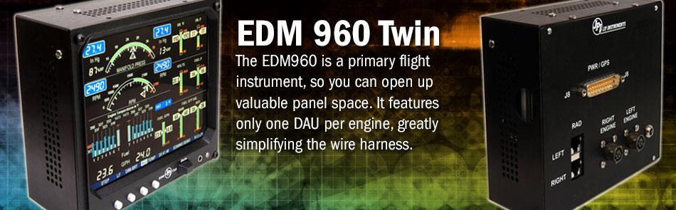 EDM 960 Twin