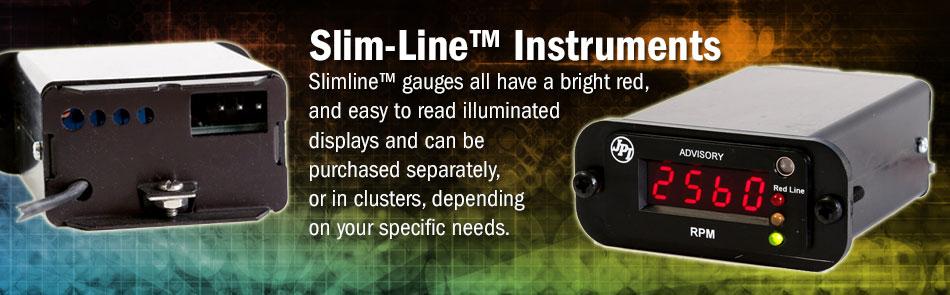 Slim-Line™ Instruments