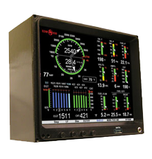 Aircraft Engine Monitoring Systems