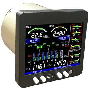 Engine Monitors & Engine Gauges